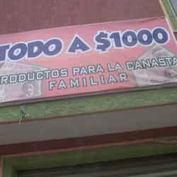 Todo A $ 1000 en Bogotá