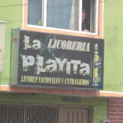 La Playita Licorería  en Bogotá