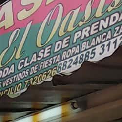 Lavaseco y Tintorería el Oasis en Bogotá