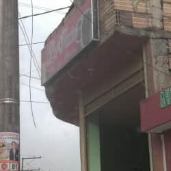 Lé Panie en Bogotá