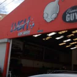 Lush Car Wash en Bogotá