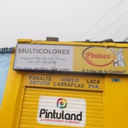 Multicolores en Bogotá