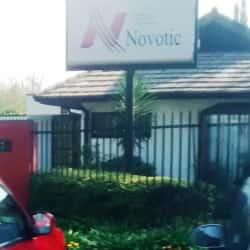 Novotic en Santiago