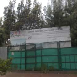 Jardin Infantil Antonio Garcia en Bogotá