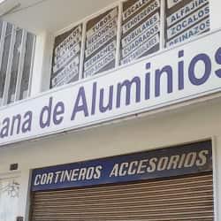 Americana de Aluminios  en Bogotá