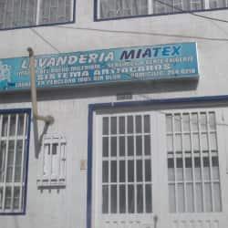 Lavanderia Miatex en Bogotá