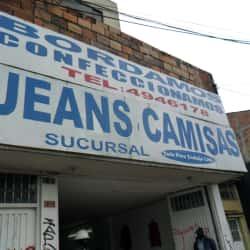 Jeans Camisas Avenida 68 en Bogotá