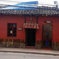 Club El Meson en Santiago