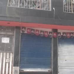 Bar  Calle 35B en Bogotá