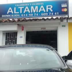 Cigarreria y Licorera Altamar  en Bogotá