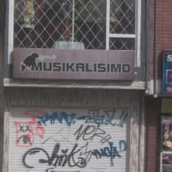 Musikalisimo en Bogotá