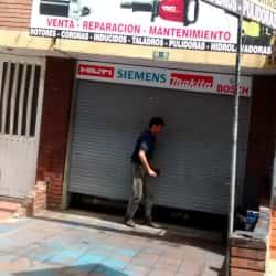 Nacional de Bobinados JJ en Bogotá
