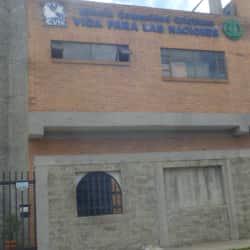 Iglesia Comunidad Cristiana Vida para Las Naciones Asamblea de Dios en Bogotá