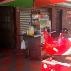 Tienda de Empanadas en Bogotá