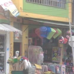 Cacharrería Calle 46 en Bogotá