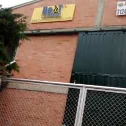 BE&T Storage  en Bogotá