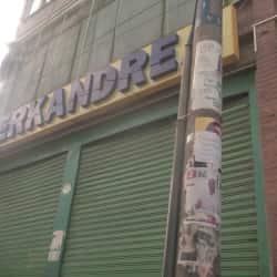 Supermercado Merkandrea en Bogotá