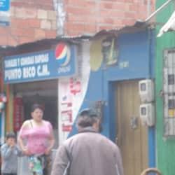 Tamales y Comidas Rápidas Punto Rico C.M. en Bogotá