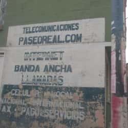 Telecomunicaciones Paseoreal.com en Bogotá