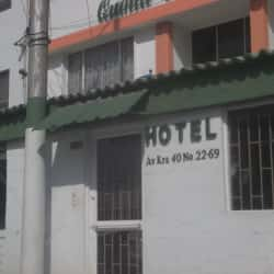 Hotel Carrera 40 en Bogotá