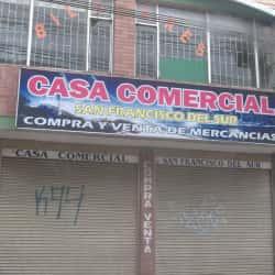 Casa Comercial San Francisco en Bogotá