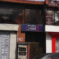 Club de Billares Sam 21 en Bogotá