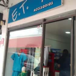 E.T Uniformes y Accesorios  en Bogotá