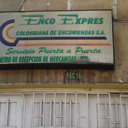 Enco Express Calle 17 en Bogotá