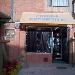 Tienda deportiva en Bogotá