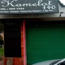 Tienda de Chocolate Kamelot 140 en Bogotá