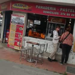 Marvi Pan en Bogotá