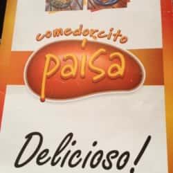Restaurante Comedorcito Paisa Express en Bogotá