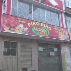 Piko Riko en Bogotá