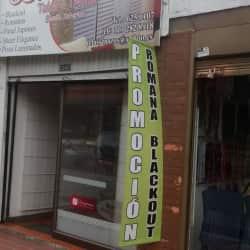 Cortinas Telas & Trazos en Bogotá