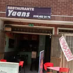 Restaurante Yuans en Bogotá