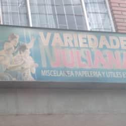 Variedades Juliana Calle 64 en Bogotá