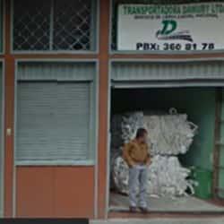 Transportadora Danuby en Bogotá