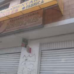 Salsamentaria Los Trigales en Bogotá