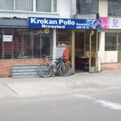 Krokan Pollo Broaster  en Bogotá