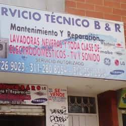 Centro y Servicio Técnico B&R en Bogotá