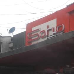 Soho Restaurante Cafe en Bogotá