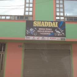 Shaddai en Bogotá