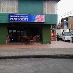 Panadería Cafetería Pantecosté  en Bogotá
