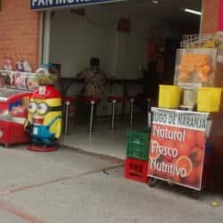 Panadería Pan Moreno R. en Bogotá