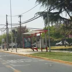 Paradero Transantiago PC131 en Santiago