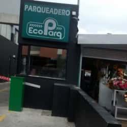 Paqueadero EcoParq en Bogotá