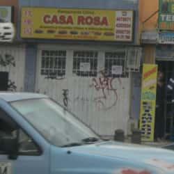 Restaurante Chino Casa Rosa en Bogotá