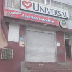 Dulceria Azul San Francisco en Bogotá