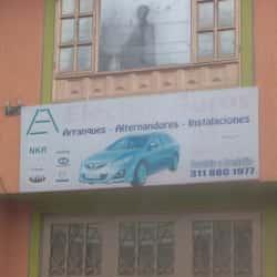Electroautos  en Bogotá