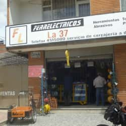 Ferrelectricos la 37 en Bogotá